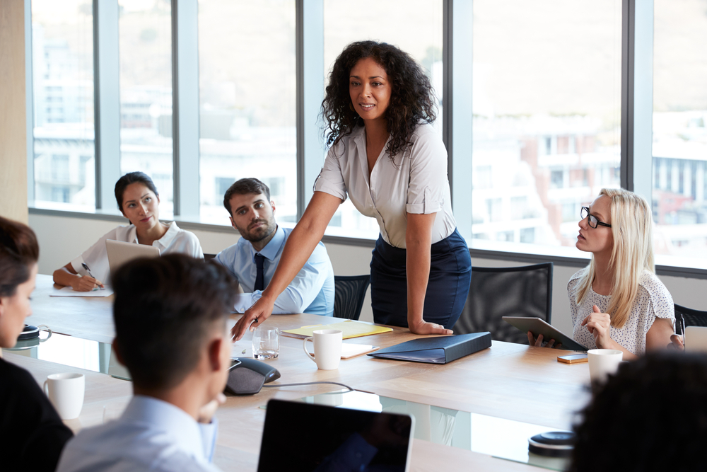 Female Leadership – wie Frauen führen
